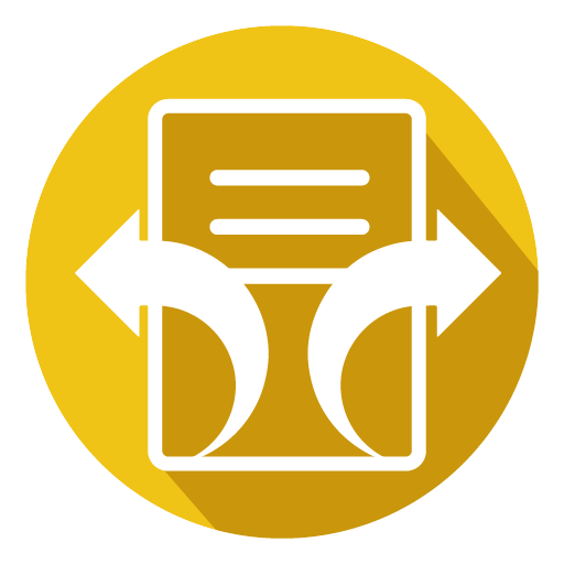 File a Response icon yellow