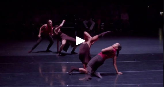 Video from Peter Chu's RE-ACTION, performed by Netherland Dance Theater Summer Intensive students.