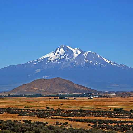 The Land of Mt. Shasta is Considered Sacred by the Yurok, Karok, and Talowa Tribes