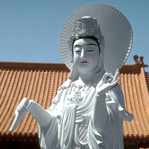 Devotion to Guanyin