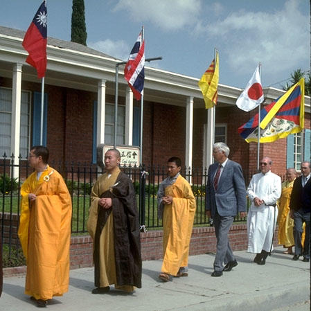 Ecumenical and Interfaith Buddhism