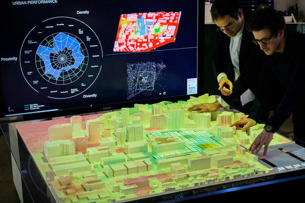 MIT Media Lab City Science Research Group | Real Colegio