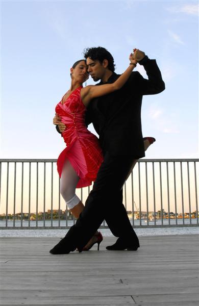 como o tango chegou na argentina warez