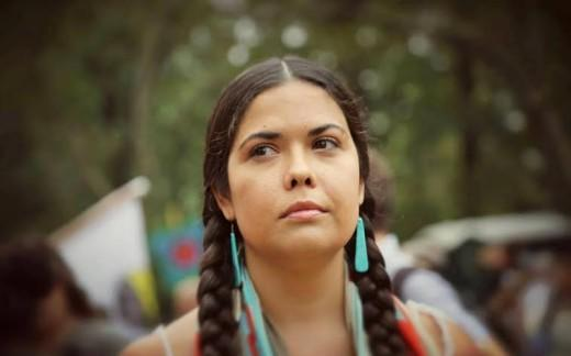 Tara Houska is citizen of Couchiching First Nation and a tribal rights attorney based in Washington, D.C. She is founding board