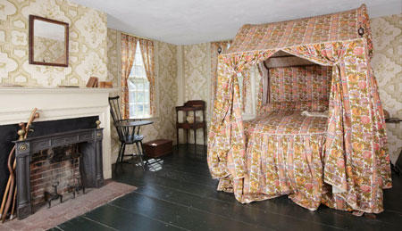 Ward House Bedroom