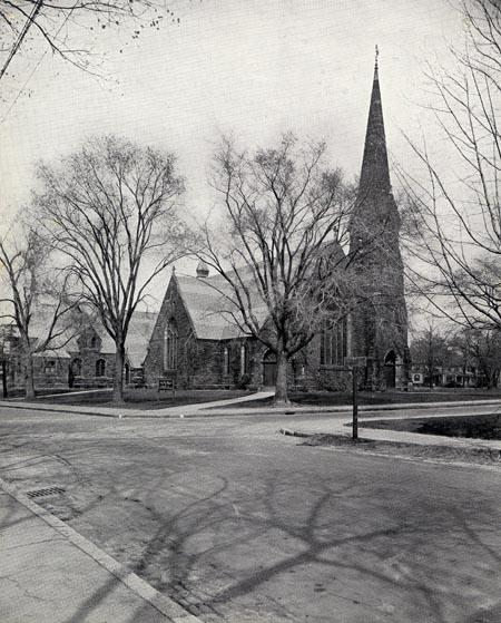 Channing Church - Newton, MA - full