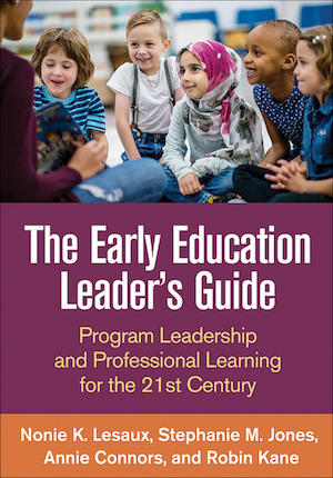 Early Ed Leaders Book Cover