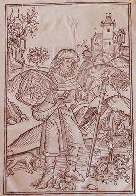 Woodcut attributed to Albrecht Dürer
