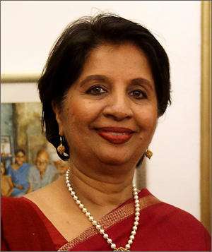H.E. Nirupama Rao, Ambassador of India to the United States