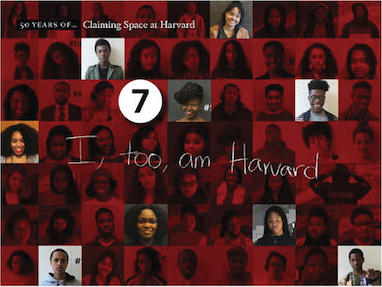 Claiming Space at Harvard Card 4