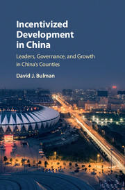 Incentivized Development in China