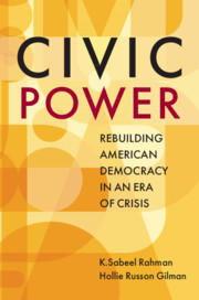 Civic Power Book Cover