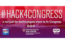 Hack4Congress ad