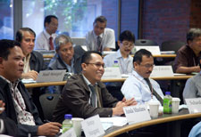 2011 Leadership Transformation in Indonesia course