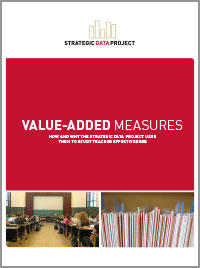Value-Added Measures Memo