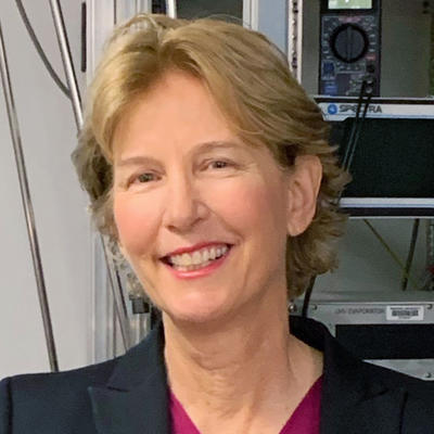 Professor Cynthia Friend