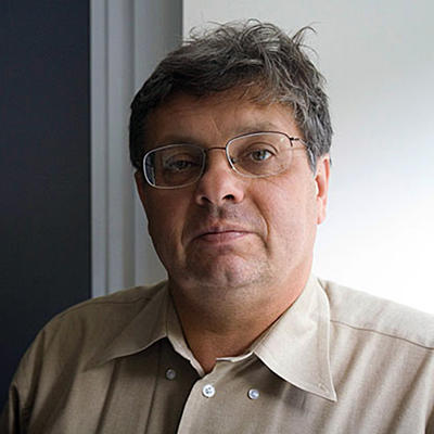 A headshot of Professor Eugene Shakhnovich