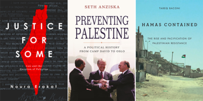 new authors on Palestine