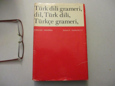 Turkish Grammar by Robert Underhill