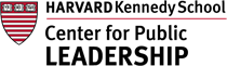 Center for Public Leadership Logo