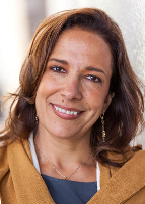 headshot of Diana Magaloni