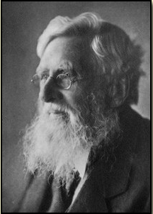 Alfred Russel Wallace 1900s