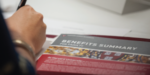 Benefits Page