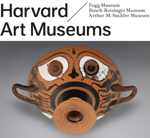 Harvard Art Museums Exhibit Image