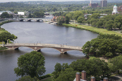 Bridge over Charles River