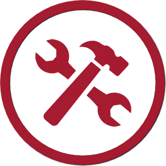icon of tools representing supported technologies