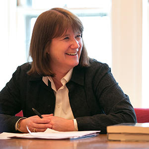 Catherine Brekus, Charles Warren Professor of the History of Religion in America