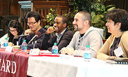 Panel discussion at DivEx 2014