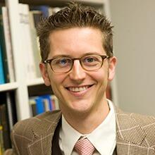 Andrew Teeter, Associate Professor of Hebrew Bible/Old Testament