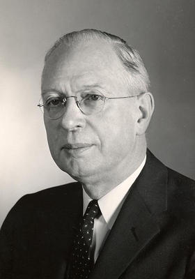 Photograph of Samuel Miller (bMS 131/2)