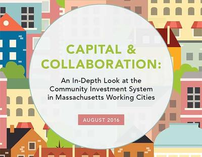 Capital and Collaboration Report Cover