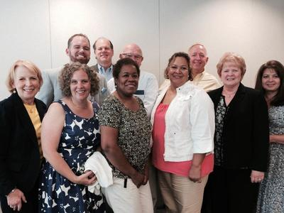 NEA Trustees at the 2nd TLF Regional Convening in Chicago, IL (2014)
