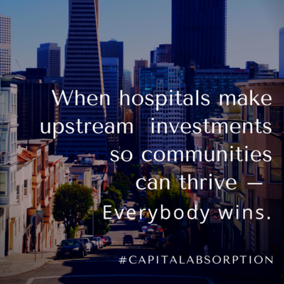 When hospitals invest everybody wins.
