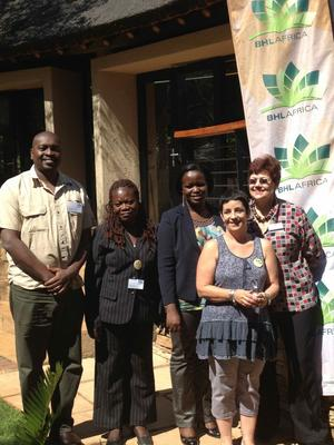 BHL Africa Executive Committee