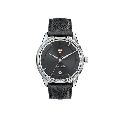 Image of Swiss made Harvard University watch, Men's