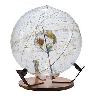 From the Collection of Historical Scientific Instruments Farquhar Globe