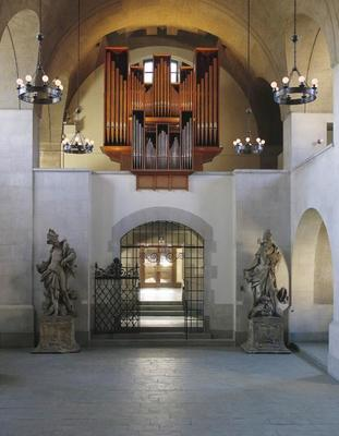 Flentrop Organ in Adolphis Busch Hall