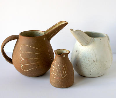 Pots by Alice Nasto