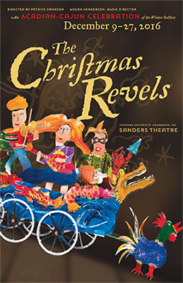 The Christmas Revels 2016
