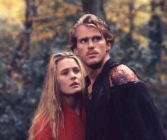 The Princess Bride on October 20 at 7:30 p.m