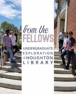 Houghton Fellows 2018