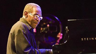 Pianist George Cables
