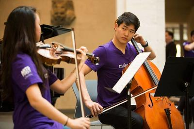 ARTS FIRST 2016: Chamber music in the Harvard Art Museums Calderwood Courtyard