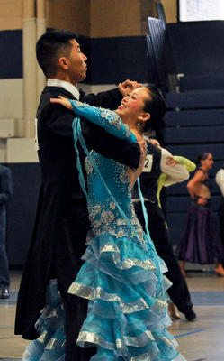 Harvard Ballroom Dance Team