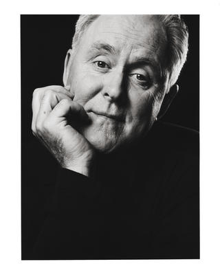 actor John Lithgow '67 ArD '05, Master of the Arts at Harvard