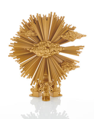 Dido Monstrance. Michael Eden 2018